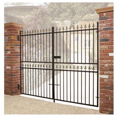 Big double gates